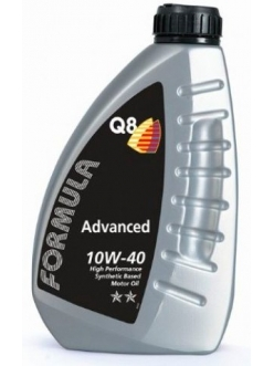 Масло моторное Q8 Formula Advanced 10W40 (1л)
